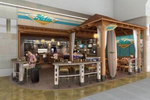 Hobies Sand Bar at John Wayne Airport