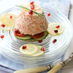 salmon mousse, holiday appetizers