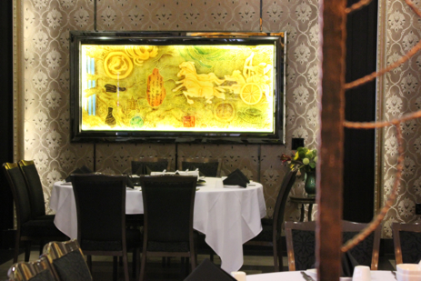 Capital Seafood private dining