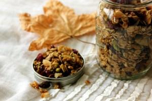 Eleven Madison Park, Eleven Madison Park granola recipe