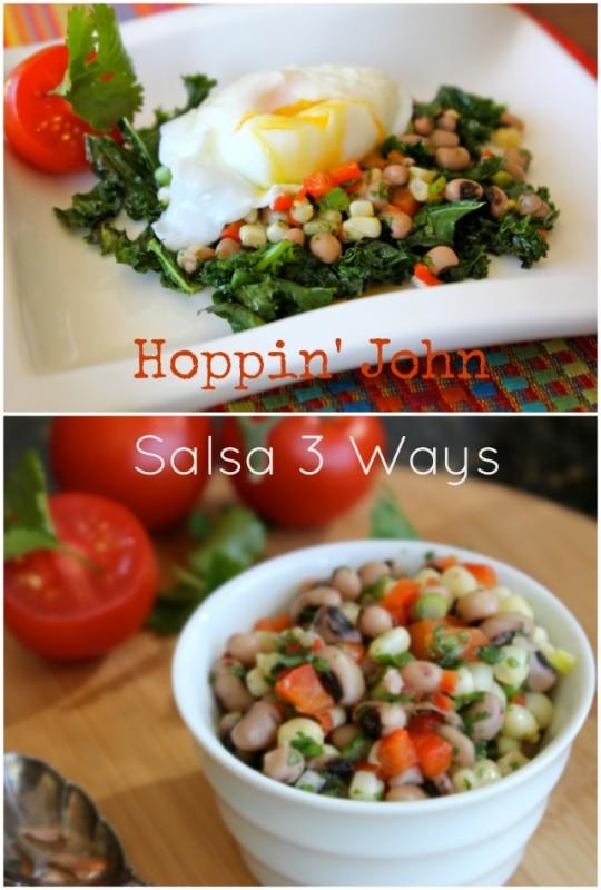 Hoppin' John Salsa | ShesCookin.com