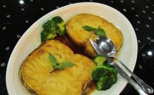 Capital Seafood Pan Seared Seabass