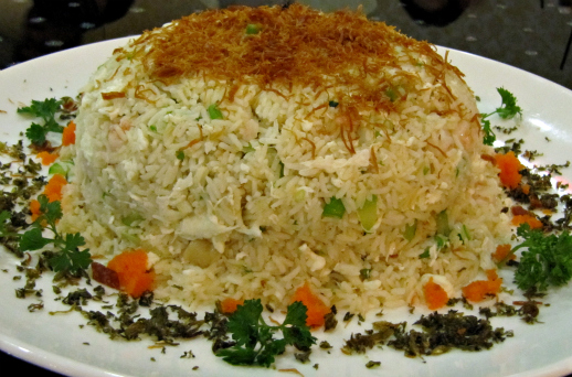 Capital Seafood Chef's Fried Rice