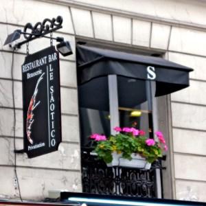 Le Saotico, Paris, modern French food