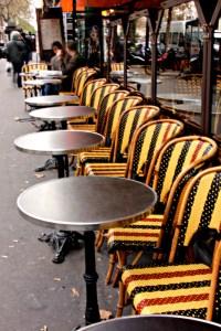 Paris cafe - ShesCookin.com