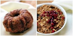 True Food Kitchen Gluten Free Muffin, Gluten Free Granola
