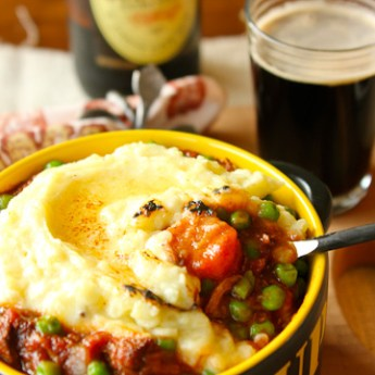 beef stew with guinness, Irish stew with Guinness
