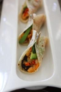 Raya, The Ritz Carton Laguna Niguel, beef huaraches