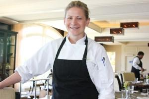 Raya, The Ritz Carlton Laguna Niguel, Chef Marissa Gerlach