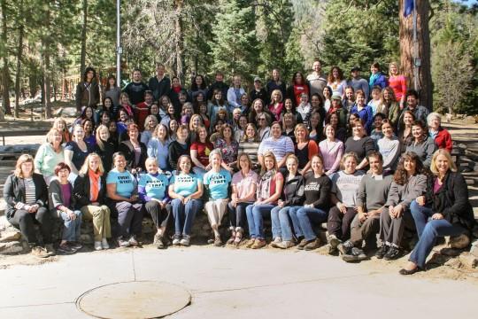 Camp Blogaway group