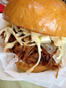 Eat Chow, pulled pork, barbecue pulled pork