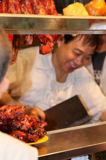Hong Kong street food, Hong Kong roast duck