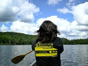 Adirondack Mountains, Big Moose Lake, upstate New York