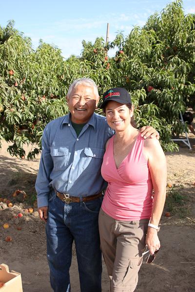 David Mas Masumoto and me