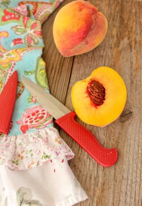 heirloom peach, Elberta peach
