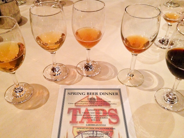 Taps Fish House, Taps Brewery Brea