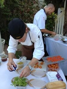 Five Crowns, Chef Greg Harrison, Chef Ryan Wilson