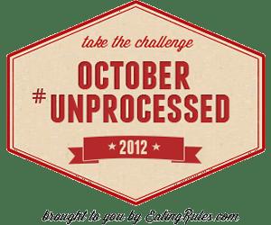 October #Unprocessed