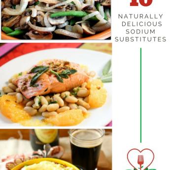 10 Naturally Delicious Sodium Substitutes