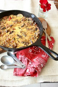 CAMPFIRE RED POTATO HASH - 10 NATURALLY DELICIOUS SODIUM SUBSTITUTES: eliminate soy sauce, oyster sauce, worcestershire sauce, and other high-sodium condiments with natural umami flavors