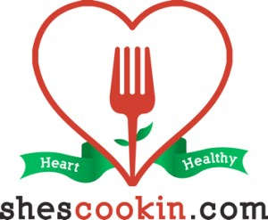 She's Cookin' | from the heart