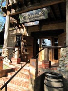 Cornell Winery Tasting Room, Malibu, Los Angles day trip