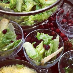 Safest Choice Eggs, pasteurized eggs, Caesar salad
