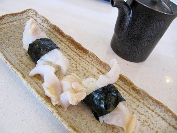 Sushi Noguchi Conch | ShesCookin.com
