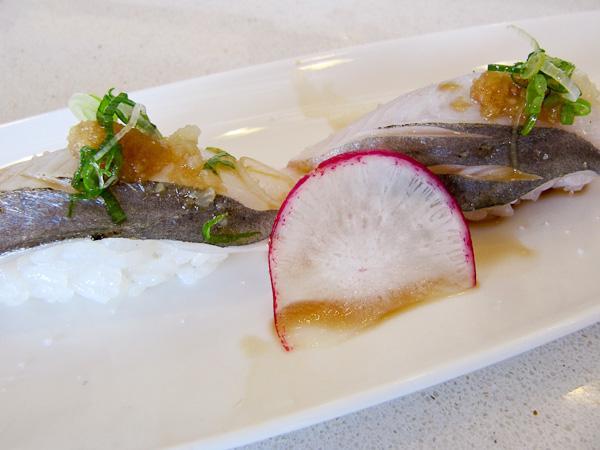 Sushi Noguchi Japanese Bonito | ShesCookin.com
