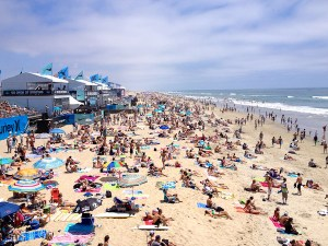 U.S. Open of Surfing, Huntington Beach, CA, surfing southern California, Van's U.S. Open