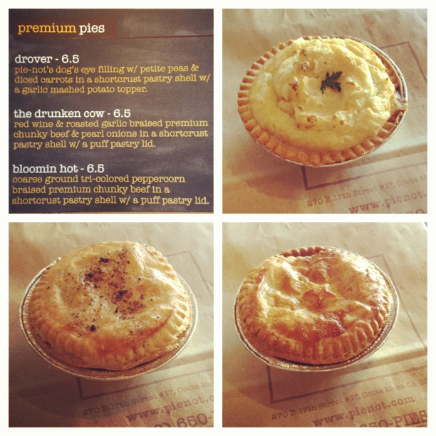 Pie-Not, Costa Mesa