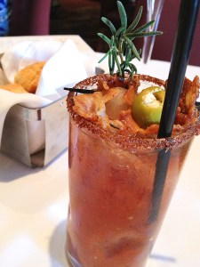 Bloody Mary - Flemings