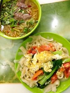 Shanghai noodle shop - Lanzhou Lamian