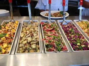 Salads at Lemonade | ShesCookin.com