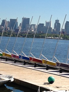 Charles River, Cambridge, Boston