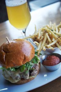 Burger and Beer, Chapter One