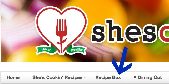 Create Ziplist Recipe Box