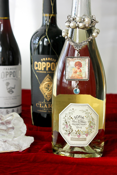 Francis Ford Coppola Wines , Sofia Blanc de Blancs, Von's Taste Before You Buy