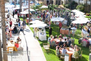 Balboa Bay Resort, Newport Beach Wine Festival