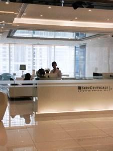 Hong Kong refexology foot massage