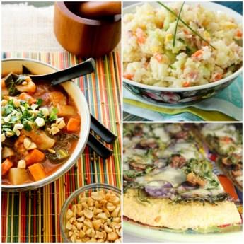 25 recipe ideas for potatoes