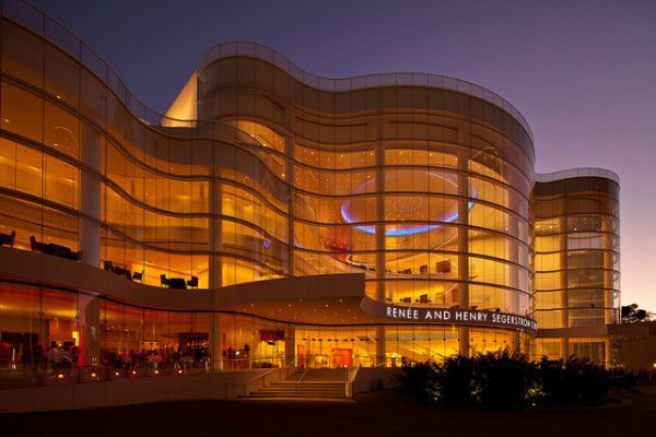 Segerstrom Concert Hall, Segerstrom Center of the Arts