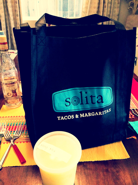 Solita's Tacos takeout