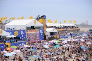 Van's U.S. Open of Surfing, Huntington Beach