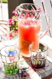Tropical Pink Sangria