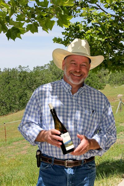 Laird Forshay, Rangeland Winery, Paso Robles
