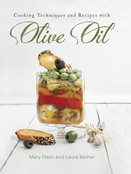 Cooking Techniques and Recipes with Olive Oil book