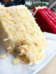 Coconut Cake, Susie Cakes