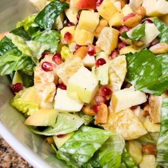 Fast, Fresh + Easy: Mexican Christmas Eve Salad