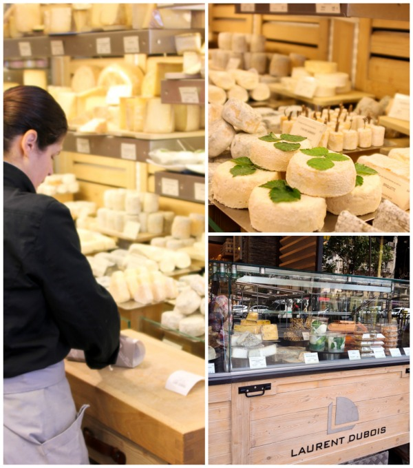 Laurent Dubois Fromager, Paris